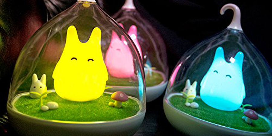 Lampe d'ambiance Totoro