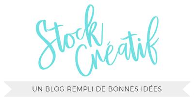 Stock Créatif - un blog rempli de bonnes idées