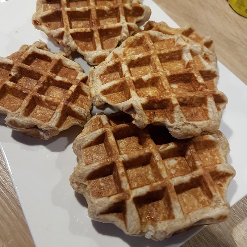 recette des gaufres liégeoises